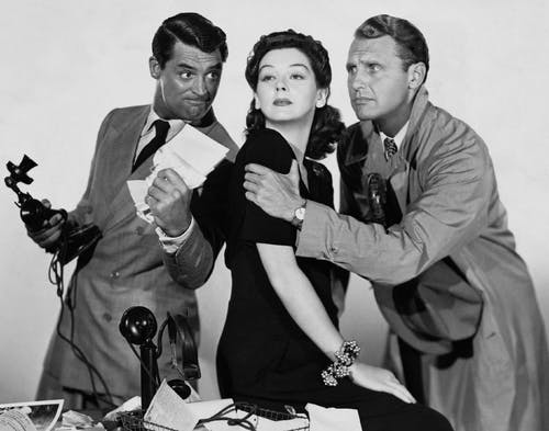cary-grant-rosalind-russell-ralph-bellamy-actor