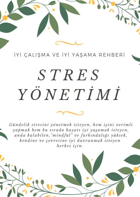Stres Yönetimi Serisi HerGünÖğren