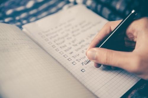Verimli Çalışma ve Zaman Yönetimi - Checklist