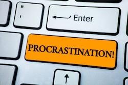 Verimli Çalışma ve Zaman Yönetimi - Erteleme